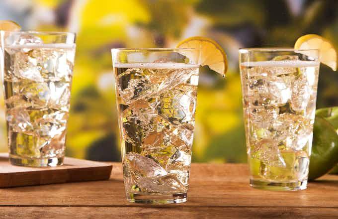Jim Beam® Apple & Soda