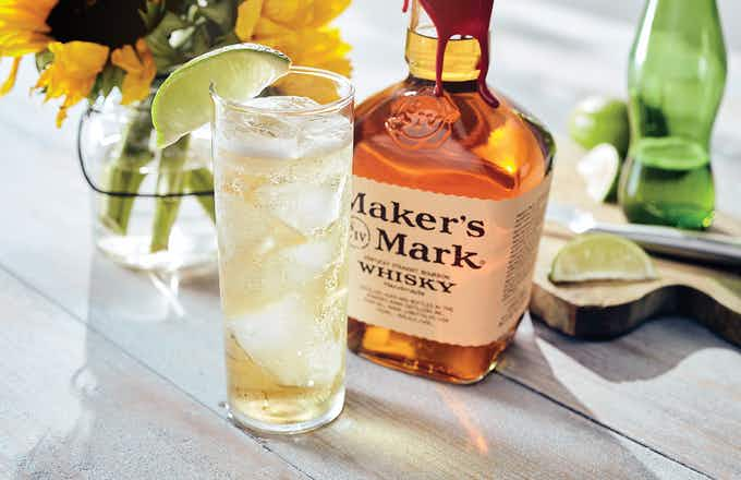 Maker's & Ginger