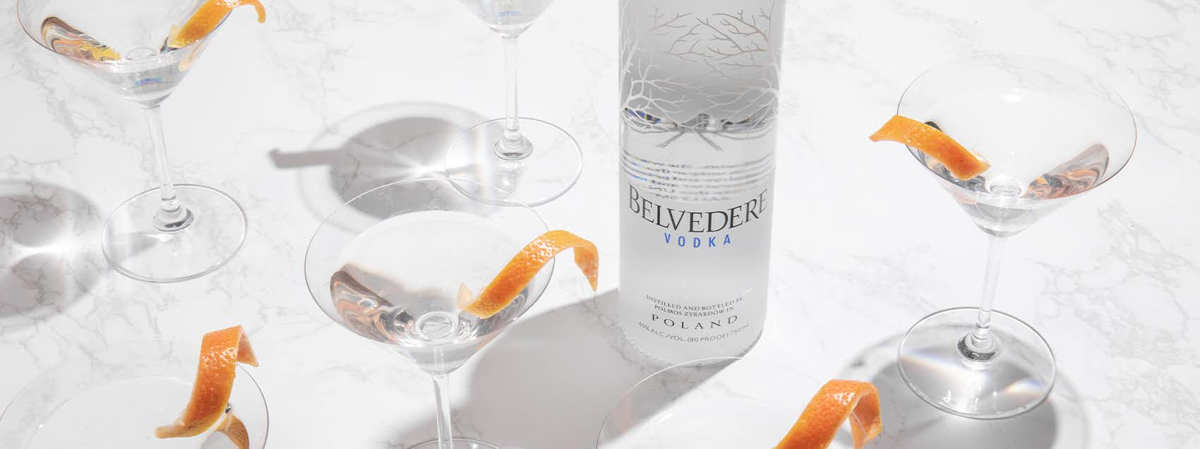 Belvedere Martini Twist
