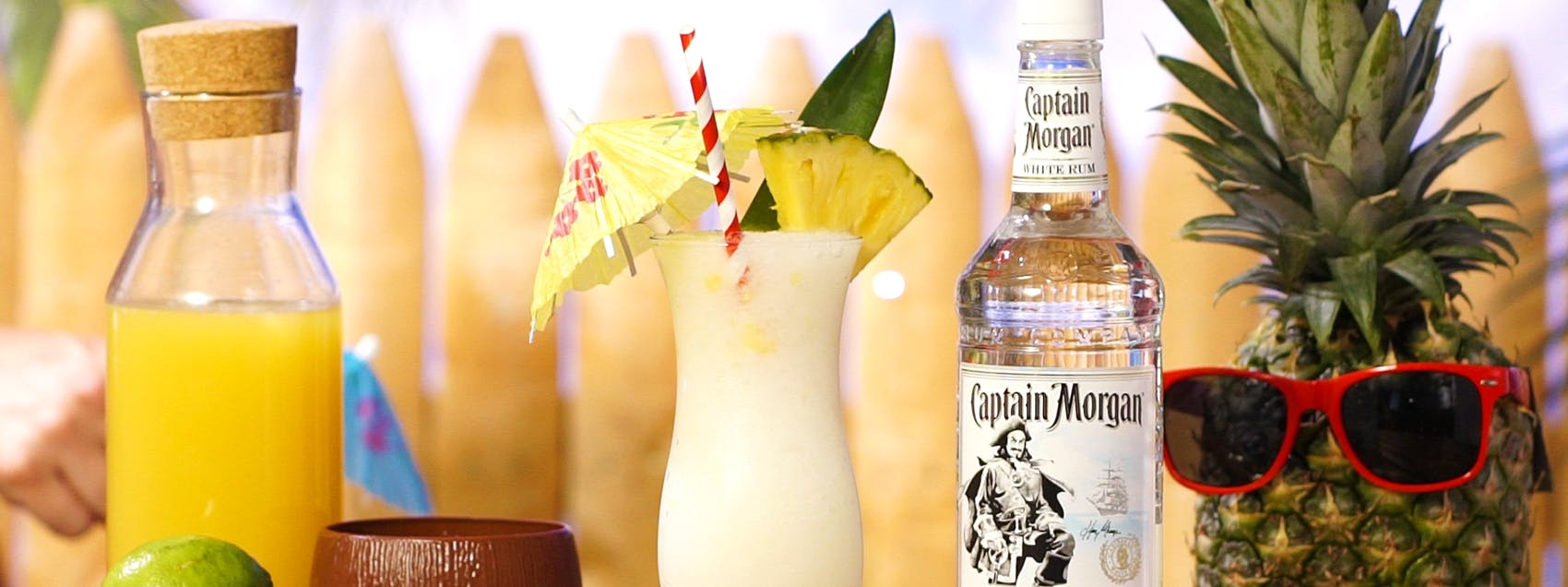 Captain Morgan Pina Colada