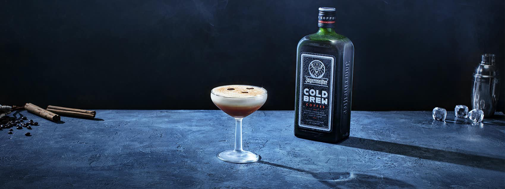 Jägermeister Cold Brew Martini