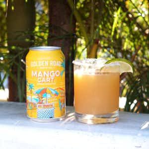 Mango Cart Margarita