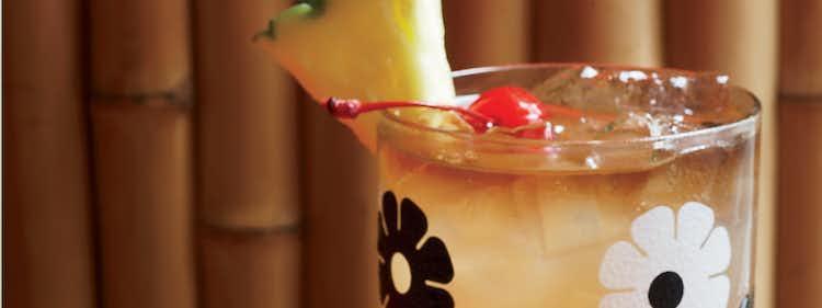 Food & Wine Mai Tai