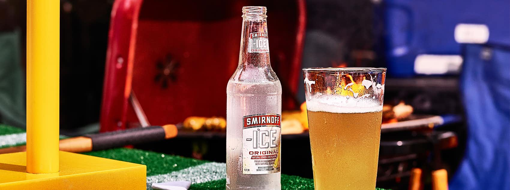 Smirnoff Ice Shandy