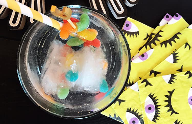 Ghostly Gin and Tonic