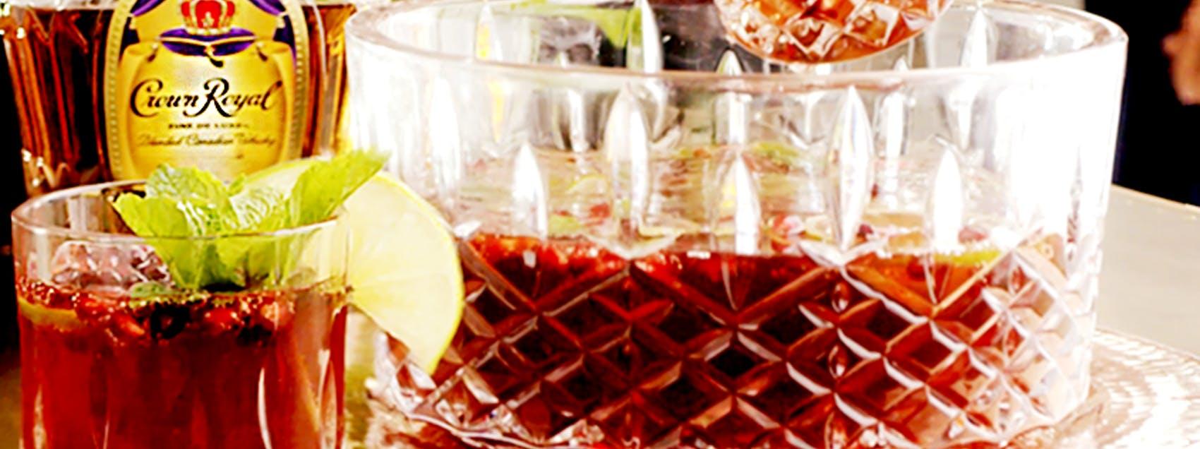 Pomegranate Blitz