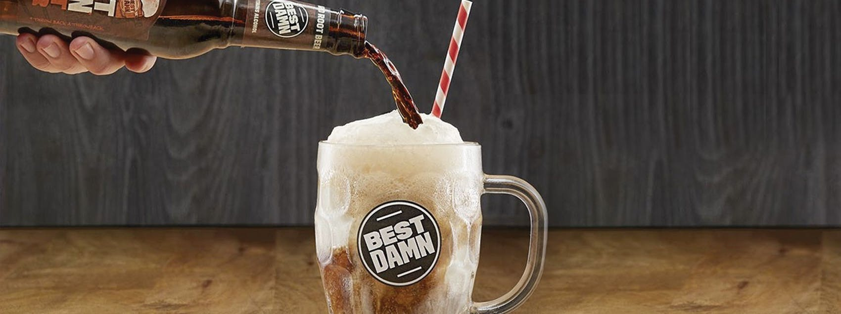 Best Damn Root Beer Float