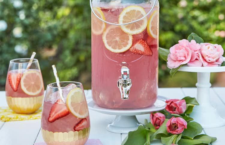 Moscato Lemonade