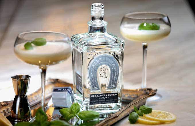 Tequila Herradura Ultra Basil Smash
