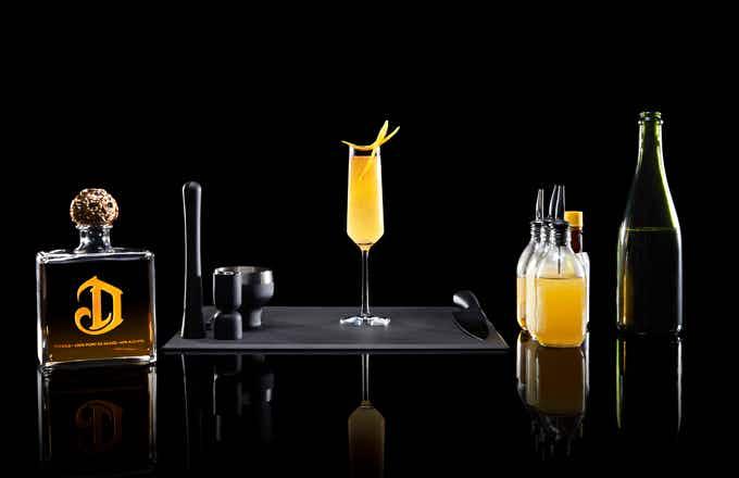 Gilded Elixir