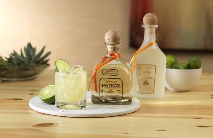 Patrón Perfect Margarita