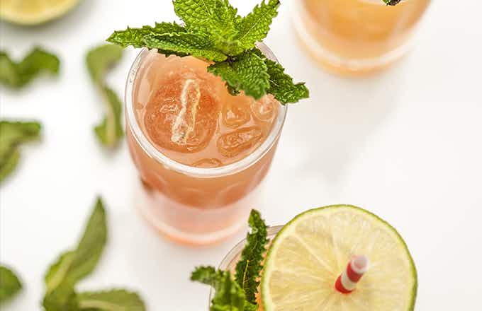 Raspberry Mule