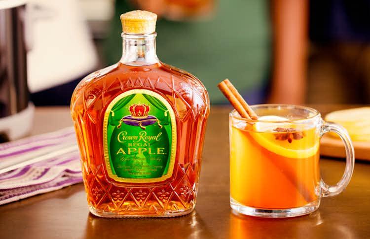 Linebacker's Apple Cider