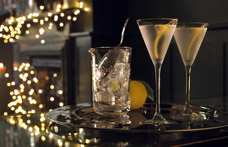 The Grey Goose Martini