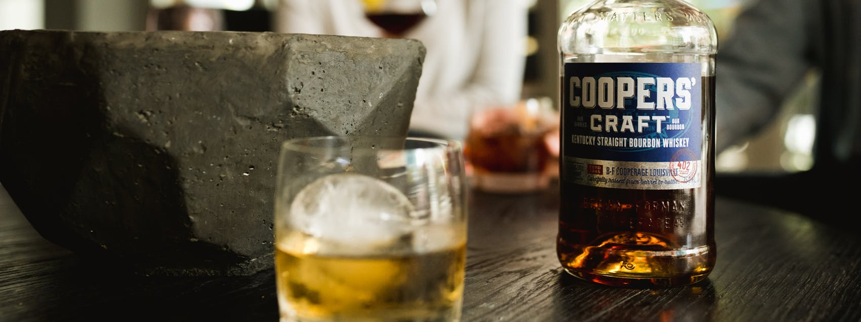 Coopers' On The Rocks