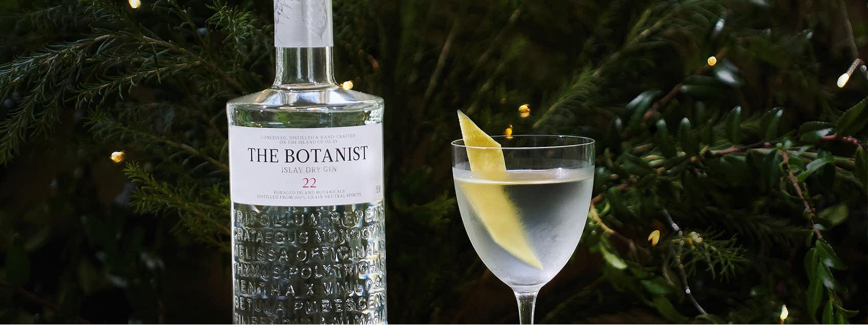 The Botanist Martini