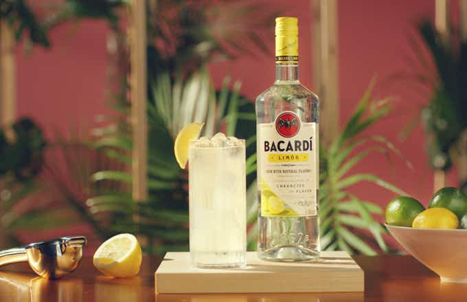 Image result for images of white Rum and Sprite Cocktail
