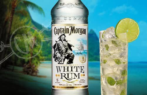 Captain Morgan Mojito Recipe Drizly