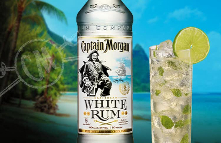 Captain Morgan Mojito