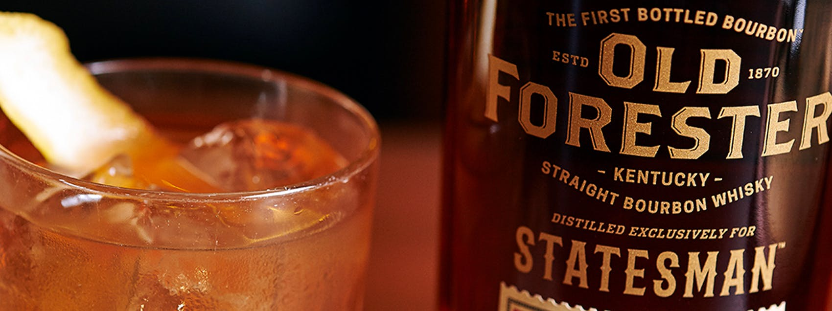Statesman Old Fashioned