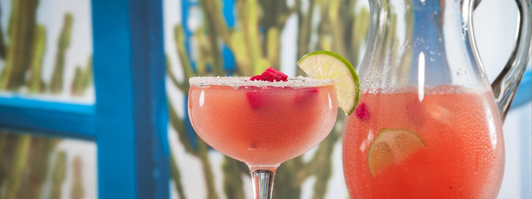 Prickly Pink Margarita