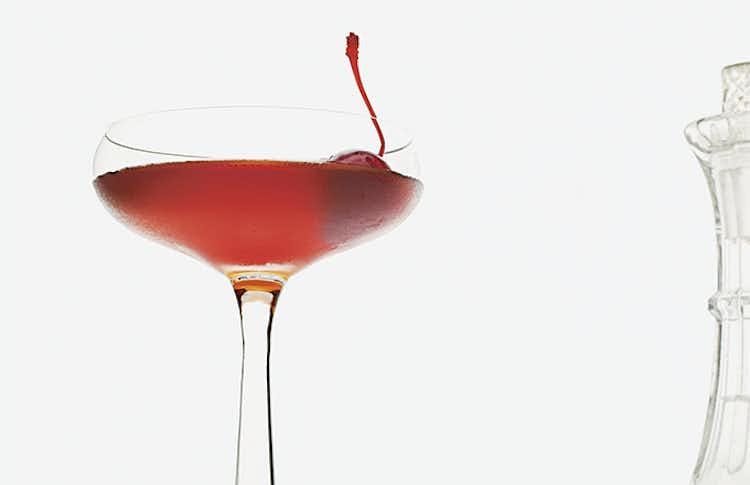 Food & Wine Manhattan