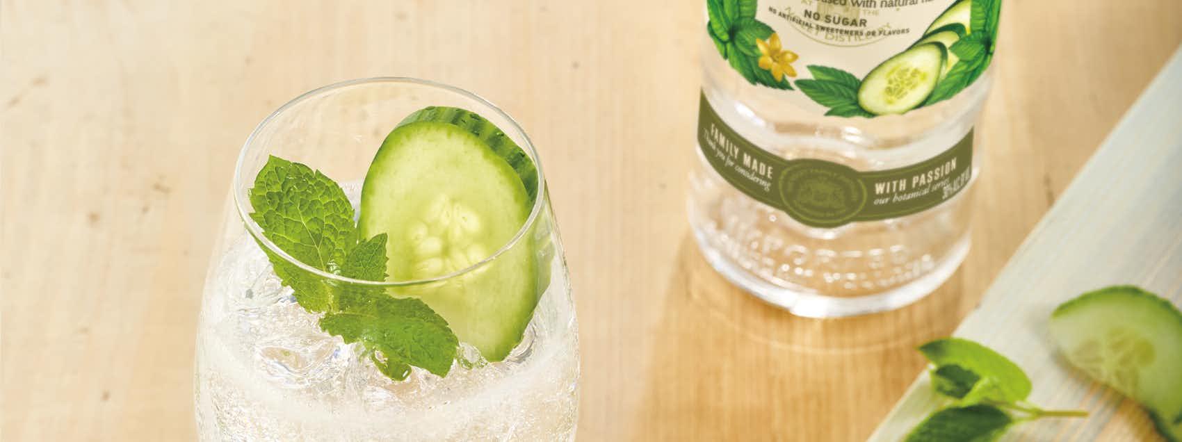 Ketel Botanical Cucumber & Soda