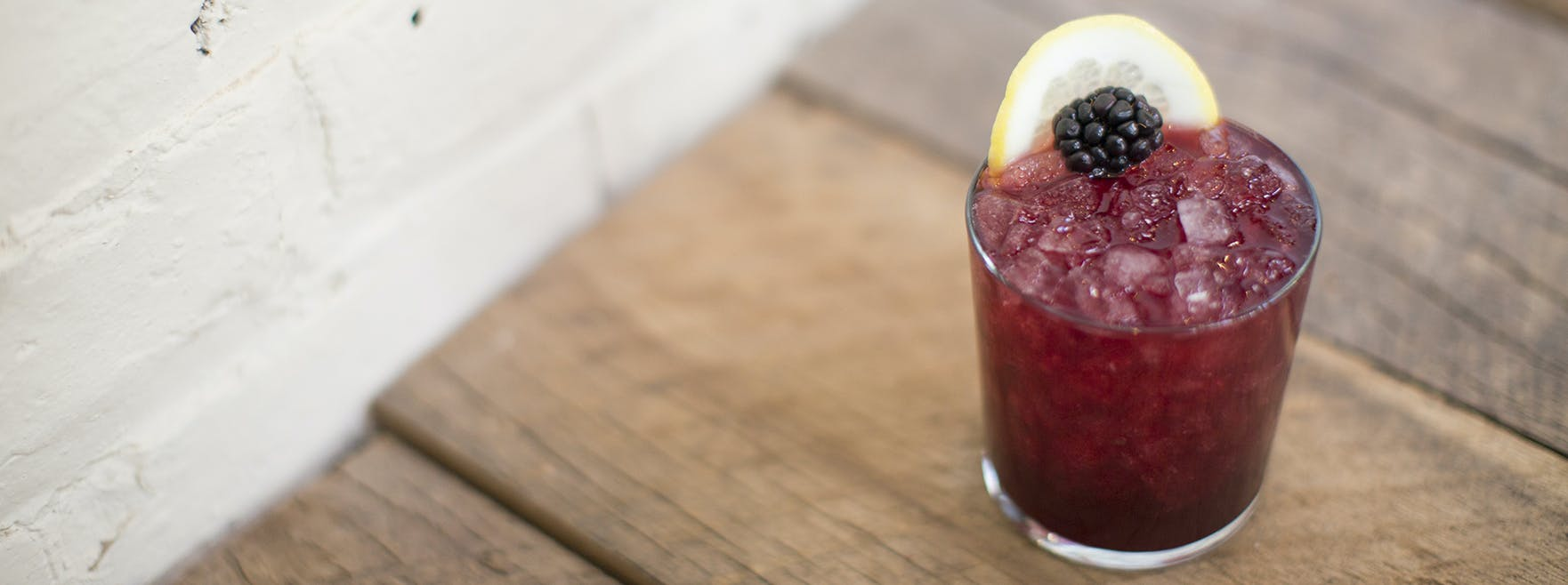 The Ford's Gin Bramble