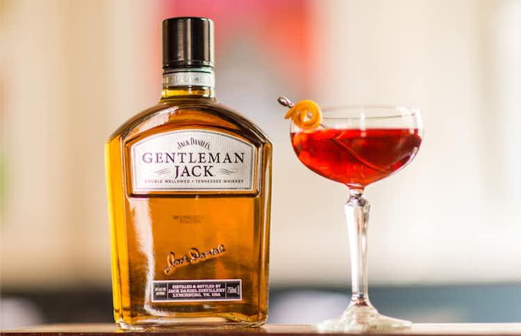 Gentleman S Manhattan Recipe Drizly