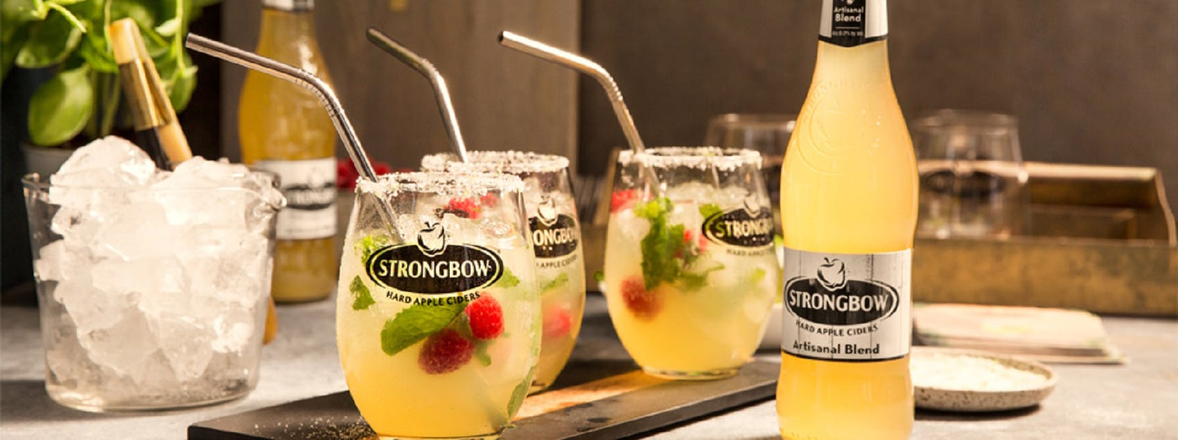 Strongbow Artisanal Blend Mojito