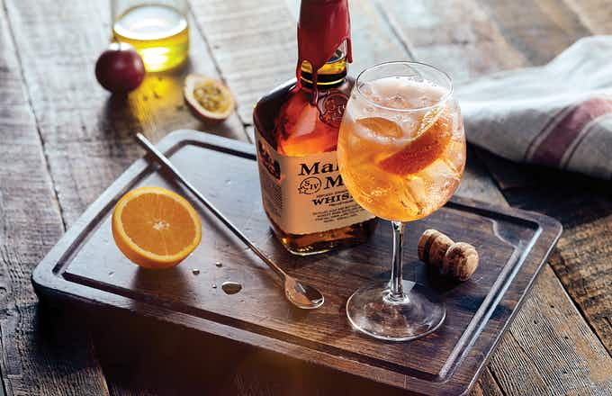Maker's Mark Bourbon Spritz